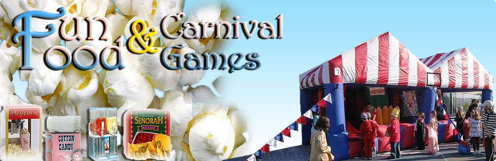 Carnival Games & Fun Food
